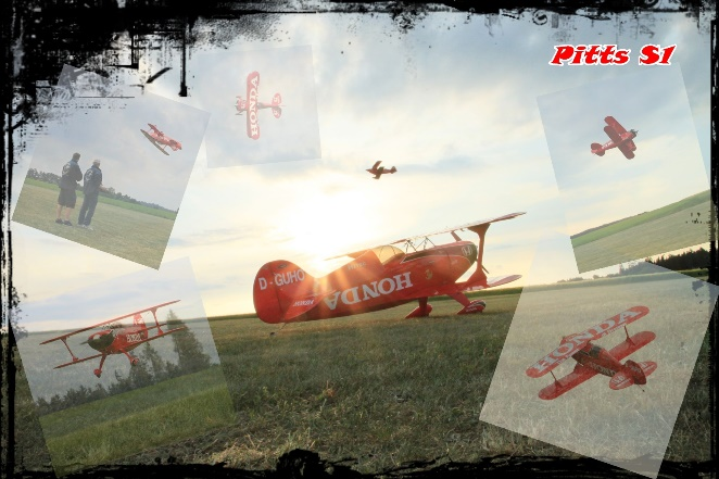 Video der Pitts S1-S